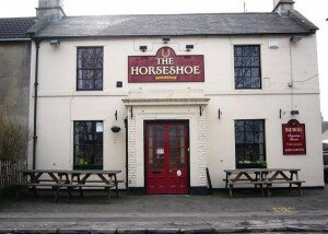The Horseshoe ~ Combe Down