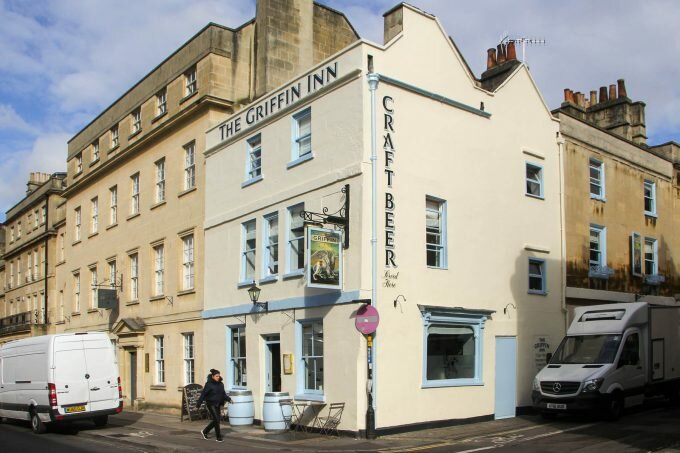 Griffin Inn - Bath
