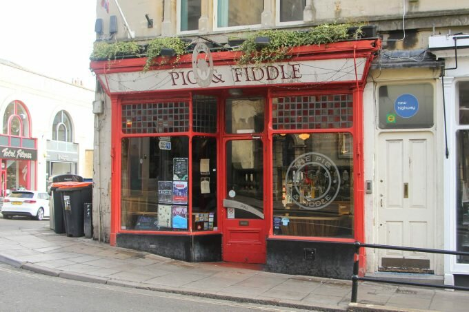 Pig and Fiddle - Bath