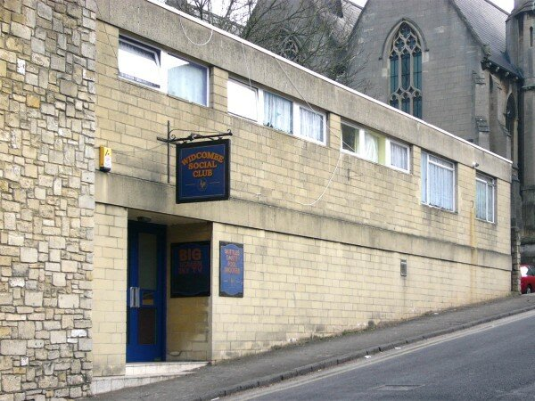 Widcombe Social Club - Bath