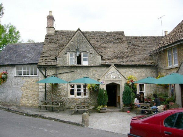 White Hart - Ford