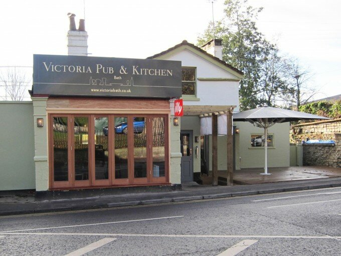 Victoria Pub and Kitchen - Bath