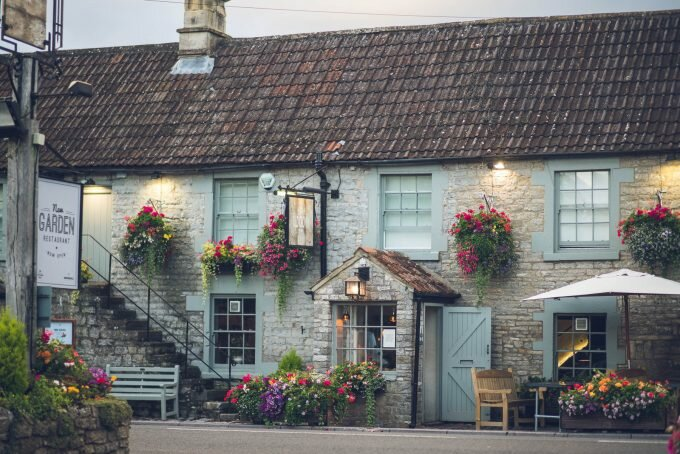The Old Crown Inn at Kelston